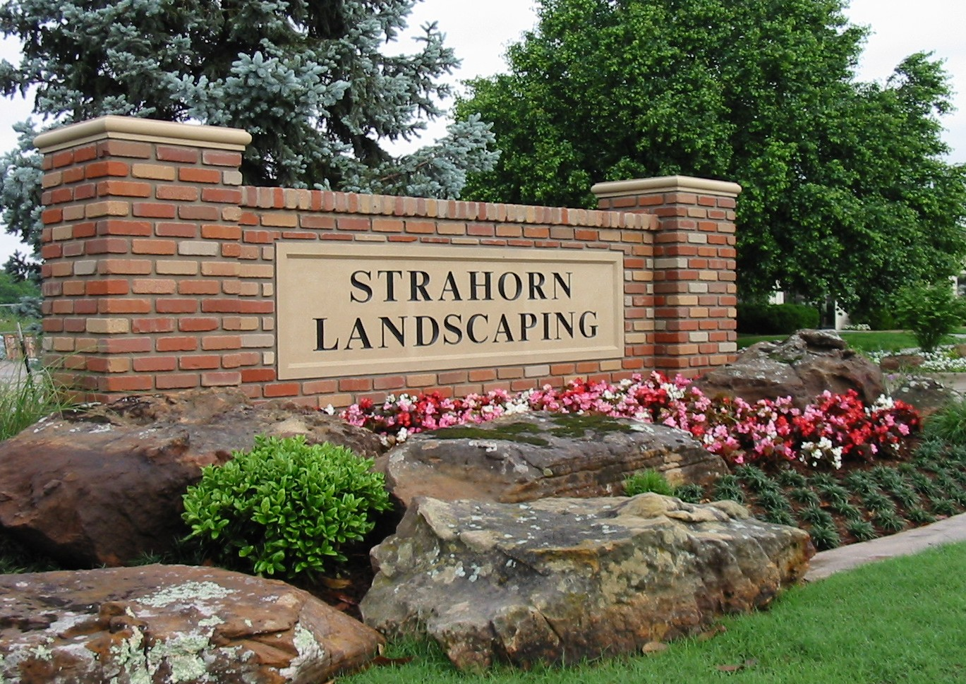 Strahorn Landscaping